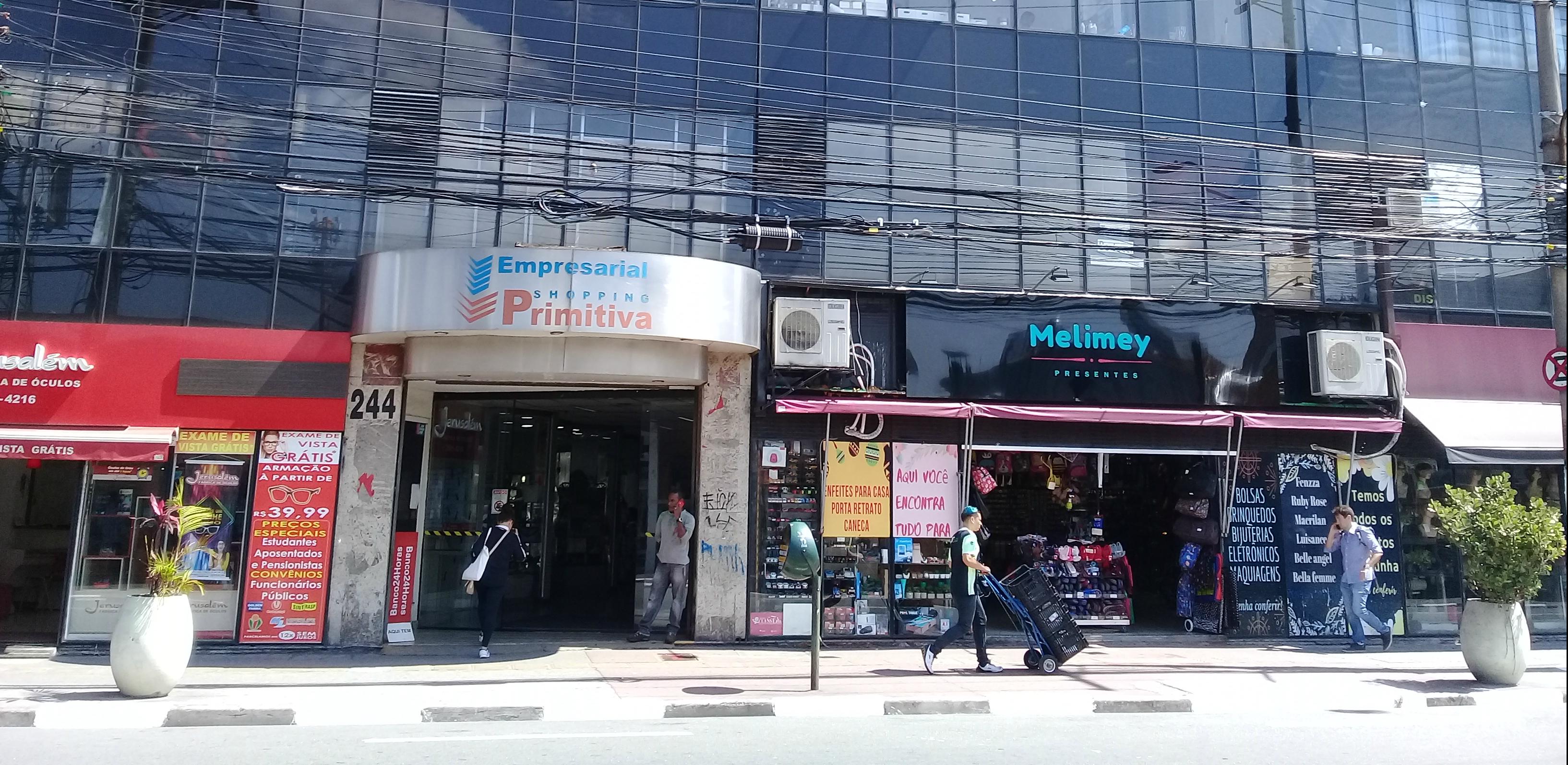 O primeiro centro de compras de Osasco!